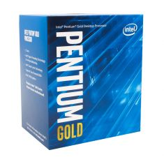 CPUI INTEL Pentium Gold G5400 Dual Core Socket 1151  Cache L3 4 M Box BX80684G5400