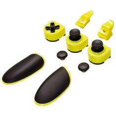THRUSTMASTER ESWAP YELLOW COLOR PACK 2 Gachettes/1D-pad en croix/2 mini sticks / 2 capuchons/ 2 grips