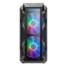 Boitier Cooler Master ATX MasterCase H500M Verre trempé Gamer VentilateursRGB Sans Alimentation MCM-H500M-IHNN-S00