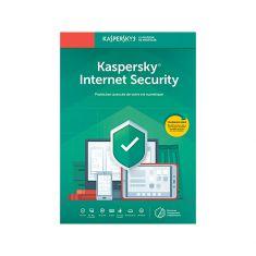 Kaspersky InternetSecurity 2019 Licence 1an 3post-Mini-box MAC/PC / KL1939F5CFS-9