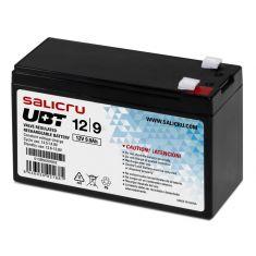 SALICRU BATTERIE UBT 12V/9Ah Technologie AGM Faible autodecharge 135 A (3s) garantie 5 ans 013BS000002