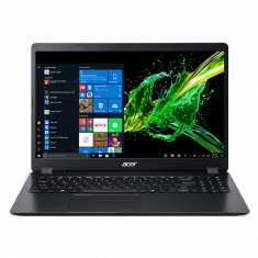 "Portable ACER A315-54K-5618 Noir Intel® Core™ i5-6300U   8 Go SSD 512Go - Intel HDGraphics 520 15.6"" FHD Mate  WIN10F  DAS 0.93"