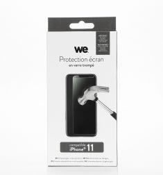 Protection d'écran - iPhone 11 Conception en Verre Trempé Anti-Rayures, Anti-Reflets REF ED