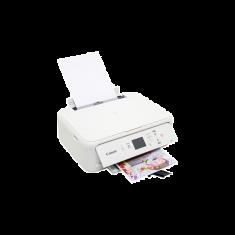 CANON Imprimante PIXMA TS5151 Blanc jet d'encre couleur Multifonction A4 Écran LCD 6.2cm Cloud Link USB,Bluetooth, Wi-Fi 2228C026