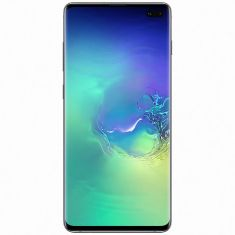 Smartphone Galaxy S10+ VERT  8Go 128Go Android Oreo 8  IP68 OctoCore 2.8 GHz - double sim Ecran  6.4'' QHD+S-amoled BàB