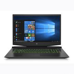 Portable HP Pavilion Gaming Noir 17-cd0056nf Intel® Core™ i5-9300H 8Go DDR4 SSD 512Go GeForce® GTX1650 Ecran FHD IPS WLED WIN10F 7BR53EA