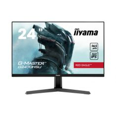 Moniteur IIYAMA 23.8'' G-Master 0.8ms Red eagle Fast IPS 1920x1080 165Hz HDMI DisplayPort 2USB HPs FreeSync.Tuner Noir G2470HSU-B1