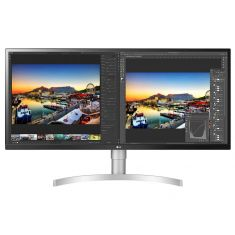 """MONITEUR LG 34"""" LED NANO IPS 21:9 UWFHD 3440x1440 HDR 400 350cd/m² 5ms DisplayPortDCI-P3 98% HDMI 2xUSB 3.0 Thunderbolt 34WL850-W"""