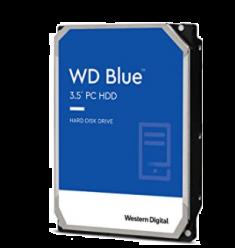 WE HDD INT 3.5 2To 5400T en RETAIL WD20EZAZ /SATA 6 Gb/s/256 MB GARANTIE PAR WE