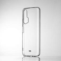 WE Coque de protection transparente pour smartphone HONOR 20 PRO Fabriqué en TPU. Ultra résistant Apparence du téléphone conservée.