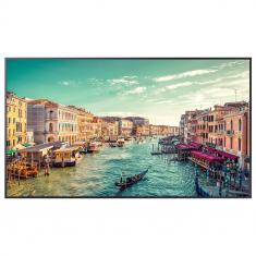 ECRAN SAMSUNG 85'' LFD 16:9 24h/7j UHD (3840 x 2160) 500cd/m² Tizen 4.0 DVI DisplayPort 2xHDMI QM85R / LH85QMREBGCXEN