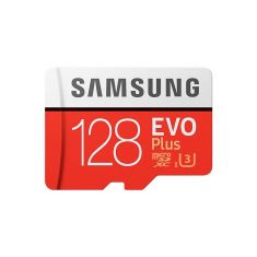 CARTE MEMOIRE SAM M-SD 128G BULK MICRO SD EVO PLUS classe 10 MB-MC128G0 classe 10 (sans adaptateur)