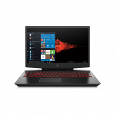 Portable HP OMEN 17-cb1001nf Noir Core i5-10300H 16GB 1TB 7200RPM + SSD 256Go Nvidia GeForce RTX 2060 17.3'' Win10H + 16Y06EA#ABF