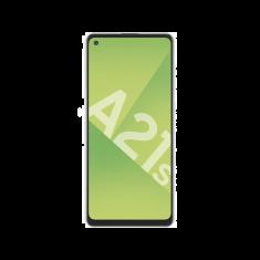 "Smartphone Galaxy A21s Corail OctoCore2 GHz  32 Go  Ram  3Go Ecran 6,5"" HD+ TFT LCD batt 5000mAh - DAS tête=0,422 W/kg"