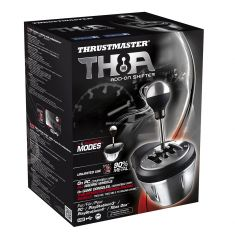 THRUSTMASTER TH8A Shifter add-on levier de vitesse haut de gamme multiplateforme pc/ps3/ps4 XBox One