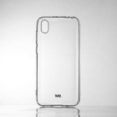 WE Coque de protection transparente pour smartphone HONOR 8S Fabriqué en TPU. Ultra résistant Apparence du téléphone conservée.