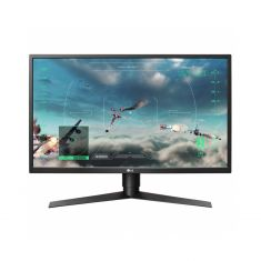 """MONITEUR LG 27"""" LED IPS 16:9 FullHD 1920x1080 VGA DVI USB HDMI DisplayPort 5ms Haut-parleurs 27BK550Y-B"""