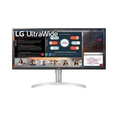 """MONITEUR LG 34"""" LED IPS 21:9 5ms UltraWide 2560x1080 400cd/m² 2xHDMI Displayport Haut-parleurs FreeSync Mode Jeu vesa/ 34WN650-W"""