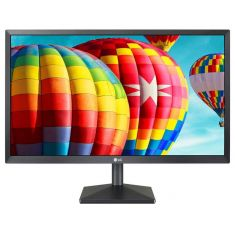"MONITEUR LG 24"" LED  IPS 16:9 5ms Full HD 1920x1080 VGA HDMI noir cable HDMI inclus 24MK430H"