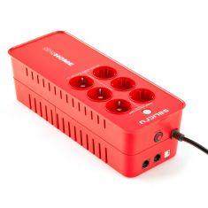 SALICRU Onduleur SPS 850 HOME Off-Line avec communication 850VA 6 prises Shuko/FR Protection APFC Garantie 2 ans 693CA000002