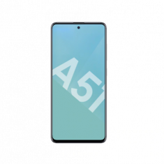 """Smartphone Galaxy A51 Blanc DualSim OctoCore2,3 GHz  128 Go  Ram  4Go Ecran 6,5"""" FHD+ SuperAMOLED SPENConnect batt 4000mAh CR 15W"""
