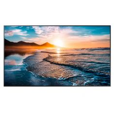 ECRAN SAMSUNG 75'' LFD 16:9 24h/7j 3840x2160 700cd/m² SSSP 6.0 Tizen 4.0 DVI DisplayPort 2xHDMI QH75R / LH75QHREBGCXEN