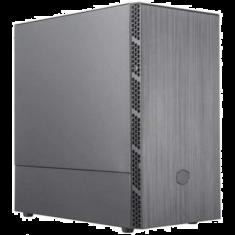 Boitier Cooler Master M-ATX MasterBox 400L Gris antharcite Gamer - Plastique Acier MCB-B400L-KN5N-S00
