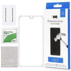 Verre Trempé pour Samsung Galaxy A31 (6,5'')- Film Protection écran Anti-Rayures - Anti-Bulles d'air Ultra Résistant - Dureté 9H Glass