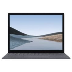 """Surface Laptop 3 Ecran tactile13,5"""" Silver Core I5-035G7 8Go RAM 128Go USB A et USB C WIN10Pro Alcantara / PKH-00006"""