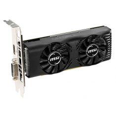 VGAN MSI GeForce GTX1650 4GT LP OC 1695 MHz/8 Gbps GDDR5 4GB PCI-E 3.0 x16 DP/HDMI/DVI OC Scanner Kombustor Predator