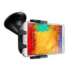 """KIT SUPPORT NAVIGATION UNIVERSEL VOITURE SMARTPHONE 4 A 5.8"""" NOIR SAMSUNG"""
