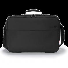 """DICOTA Sacoche BASE XX C Noir pour PC Portable 17.3"""" legere en polyester avec fermeture eclair D31127"""