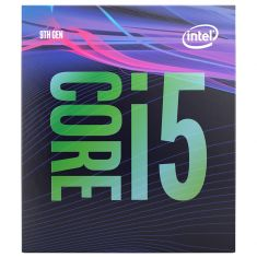 CPUI INTEL Core i5-9400 (2.9 GHz) Processeur 6-Core Socket 1151 Cache L3 9 Mo Intel UHD Graphics 630 BX80684I59400