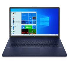 Portable HP 17-cp0251nf Bleu AMD Ryzen 3 5300U 8GB 256GB PCIe AMD Radeon Integrated Graphics 17.3 HD SVA Flat Win10 440P8EA