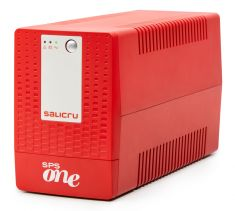 SALICRU Onduleur SPS 1100 ONE IEC Line-interactive 1100VA USB 6prises IEC Protection surcharge Garantie 3 ans 662AF000016