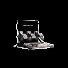 THRUSTMASTER T3PA PRO 3 pédales 2 positions plancher/susp 100% metal et 100% ajustable Inclus:2 différents BRAKE MODS amov
