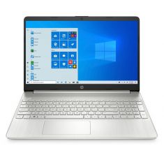 "Portable HP 15s-fq2038nf Silver Core i5-1135G7 8GB 512GB PCIe Intel Iris Xe 15.6"" FHD SVA U-Slim Narrow Border  Win10 43J47EA"