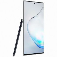"Smartphone Galaxy Note 10+ Noir OctoCore2 -7 GHz 256 Go Port MSD1To Ecran 6 -8"" Dynamic AMOLED 16M  IP68 SPENC batt 4300mAh CR 45W"
