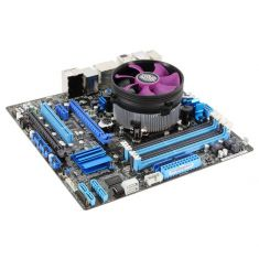Ventilateur CoolerMaster X DREAM I117 Low profile 60mm haut 19 dBA sockets Intel 1156-1155-775 RR-X117-18FP-R1