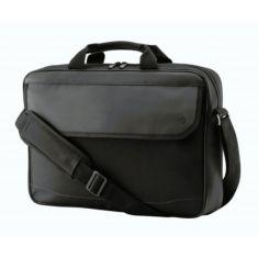 "Sacoche PC HP Prelude Topload 15.6"" Noir  Sacoche de transport av bandoulière rembourée . Impermeable, leger et  robuste 100%polyester 2Z8P4AA"