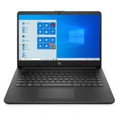 """Portable HP 14s-dq0034nf Pentium Silver N5030 8GB 256GB PCIe Intel UHD Graphics - UMA 14.0"""" HD Antiglare slim SVA Win10 440V5EA Noir"""