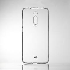 WE Coque de protection transparente pour smartphone XIAOMI MI 9T PRO Fabriqué en TPU. Ultra résistant Apparence du téléphone conservée.