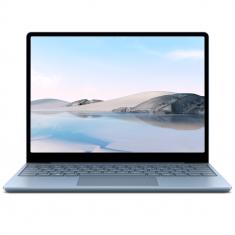 """Surface Laptop Go Ecran tactile 12.4"""" Bleu Core i5 8Go RAM 128 Go Intel UHD Graphics USB C USB A Webcam HD Win10Pro / TNU-00028"""