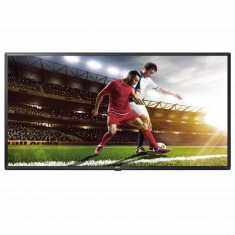 ECRAN LG 49'' LFD TV 16:9 24h/7j 3840x2160 400cd/m 2xHDMI DP DVB-T2/ S2 2xUSB RS232C Clonage par USB 49UT640S