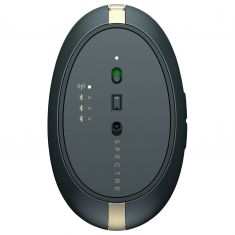 Souris rechargeable 700 HP SPECTRE Bleu Poseidon Port USB dispo 4YH34AA