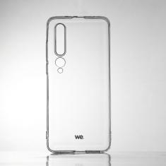 WE Coque de protection transparente pour smartphone XIAOMI MI 10 Fabriqué en TPU. Ultra résistant Apparence du téléphone conservée.