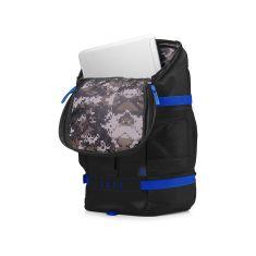 """Sac à dos HP Odyssey Sport Backpack 39.62 cm (15.6"""")  - Noir/bleu Y5Y50AA Espace de rangement pour tablette + poches accessoires"""