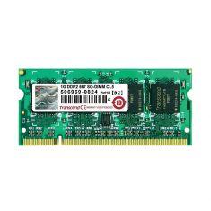 MEMT TRANSCEND SODIMM DDR2 800 1GO JETRAM 1GO / JM800QSU-1G