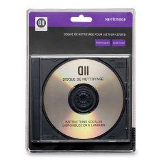 Disque nettoyant pour lecteurCD/DVD