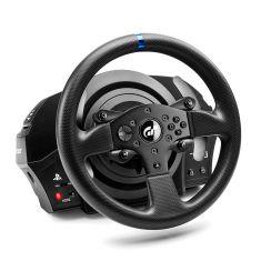 THRUSTMASTER T300RS GT Edition PS4 PS3 PC Licence GranTurismo Volant 28cm avec moteur Brushless + Pedalier métal 3 pedales ajustable